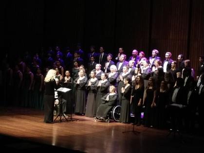 5 choirs